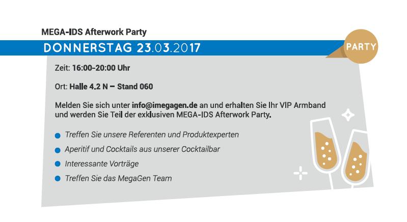 Megagen CH - IDS Party